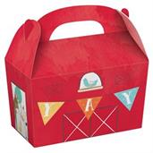 Barnyard Birthday Barn Treat Boxes (8)