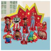Toy Story 4 Deluxe Table Decorating Kit