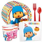 Pocoyo Standard Tableware Kit