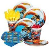 Hot Wheels Wild Racer Birthday Party Sta