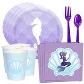 Mermaids Under the Sea Standard Tableware Kit (Ser