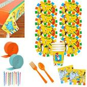 Dr. Seuss Favorites Deluxe Tableware Kit (Serves 8