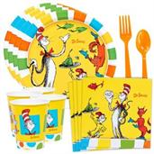 Dr. Seuss Favorites Standard Tableware Kit (Serves