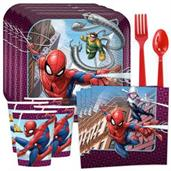 Spiderman Webbed Wonder Standard Kit (Serves 8)