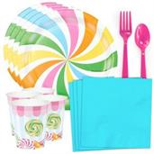 Candy Shoppe Party Supplies & Decorations
