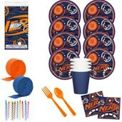 Nerf Deluxe Tableware Kit (Serves 8)