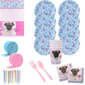 Rachael Hale Dog Love Deluxe Tableware Kit (Serves