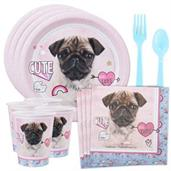 Rachael Hale Dog Love Standard Tableware Kit (Serv