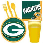 NFL Green Bay Packers Tailgate Party Pack (For 16