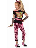 Girl's Wild Child Costume