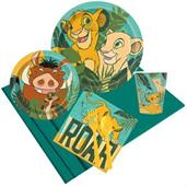 The Lion King Party Pack for 8 (U)