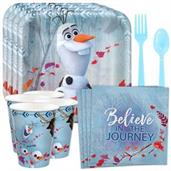 Frozen 2 Tableware Kit (Serves 8)