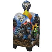 Monster Jam Grave Digger Party Centerpiece