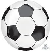 "Soccer Ball 16"" Orbz Balloon"
