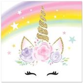 Dreamy Unicorn Lunch Napkins (20)