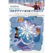 Frozen 2 Large Jointed Banner