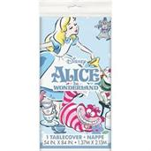 Alice in Wonderland Tablecover