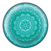 Boho Vibes Multi-Pack Lunch Plates (4)