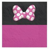 Minnie Mouse Forever Lunch Napkins (16)