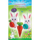 Easter Honey Comb Set