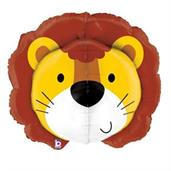 "Lion 30"" Foil Balloon"