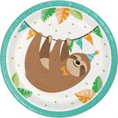 Sloth Party Supplies & Decorations