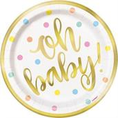 Baby Shower Party Supplies & Decorations