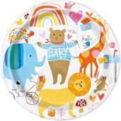 Zoo baby Party Supplies & Decorations