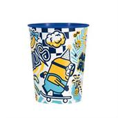 Minions 2 16oz Plastic Cup (1 Cup)