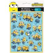 Minions 2 Sticker Sheets(4)