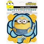 Minions 2 Large Jointed Banner (5.25 Ft)