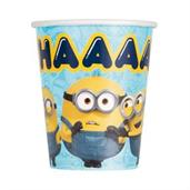 Minions 2 9oz Cup(8 Pack)