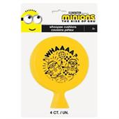 Minions 2 Whoopee Cushions (4 Pack)