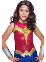 WW2 Movie Wonder Woman Wig Child