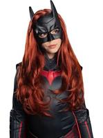 Batwoman Child Wig & Mask Kit