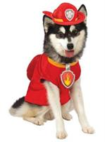 Paw Patrol Marshall Pet Costume (X-Large)