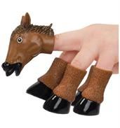 Handihorse Finger Puppets, Set of 5