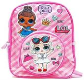 L.O.L. Surprise! Glam Bling Bow 12-Inch Pink Backpack
