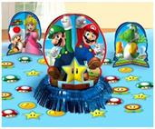 Super Mario Bros. Table Decorating Kit