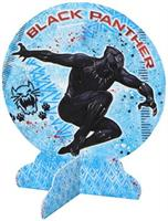 "Marvel Black Panther 9 3/5"" Paper Party Table Centerpiece"
