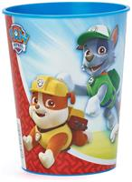 Paw Patrol 16oz Plastic Favor Single Cup