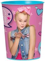 JoJo Siwa 16oz Plastic Party Favor Cup