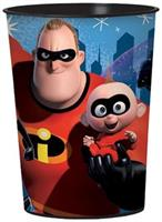 Disney/Pixar Incredibles 2 16oz Plastic Party Favor Cup