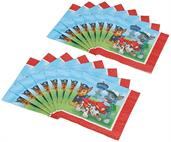 Paw Patrol Luncheon Napkins 16ct