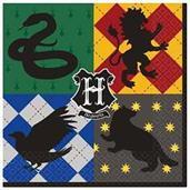 "Harry Potter 6.5"" Lunch Napkins, 16-Pack"