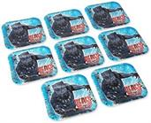 "Marvel Black Panther 7"" Square Paper Party Plates, 8-Pack"