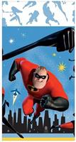"Disney/Pixar Incredibles 2 54""x96"" Plastic Table Cover"