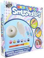 Make Your Own Foam Smushables Activity Kit | Doughnut and Popsicle