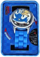 Sonic the Hedgehog Spinning Dial Wristwatch