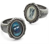 Doctor Who TARDIS Cameo Ring